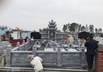 Khu lăng mộ Nhà bác Thành – Hải Dương