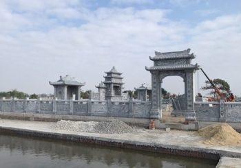Lăng mộ đá nhà Bác Quế – Tiền Phong – Vĩnh Bảo – Hải Phòng