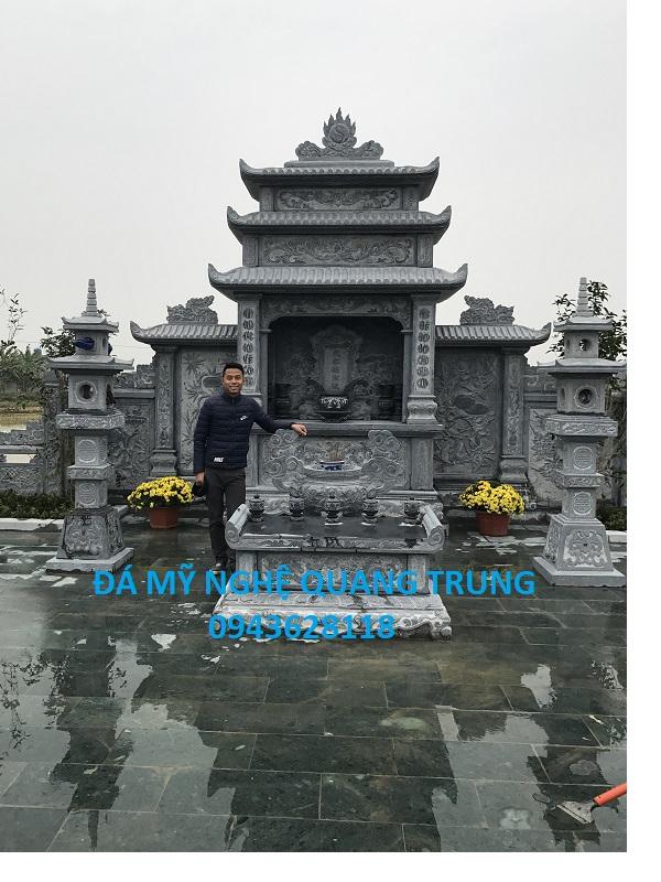 MẪU LĂNG CÁNH ĐẸP Lăng mộ đá, Mộ đá Ninh Bình