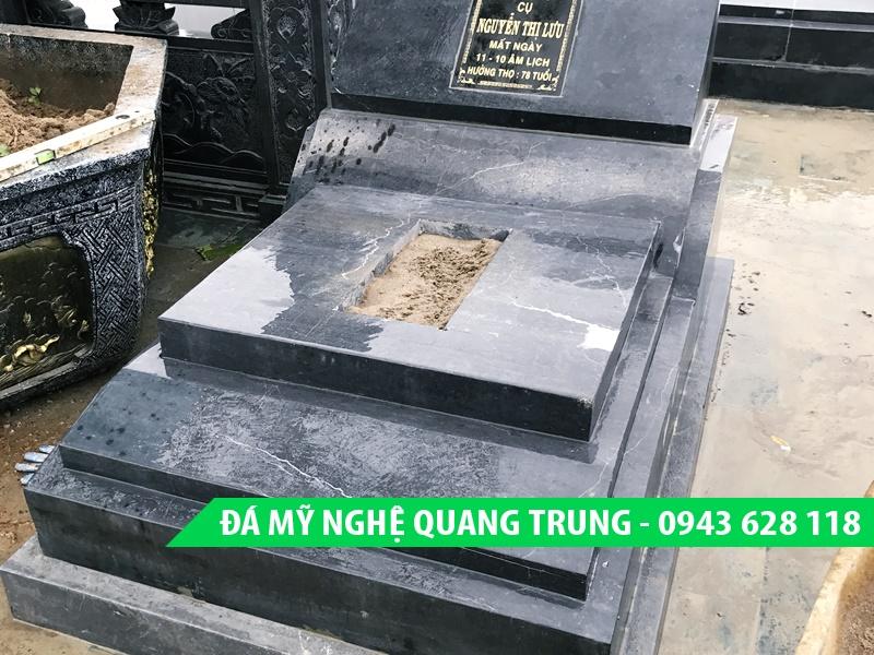 Mo banh da DEP Mau mo da 1 Lăng mộ đá, Mộ đá Ninh Bình