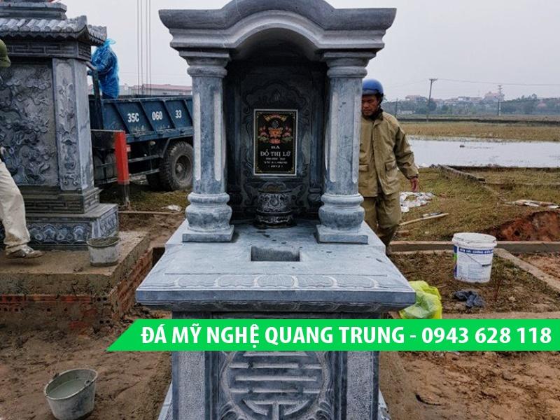 Mo banh da DEP Mau mo da 5 Lăng mộ đá, Mộ đá Ninh Bình