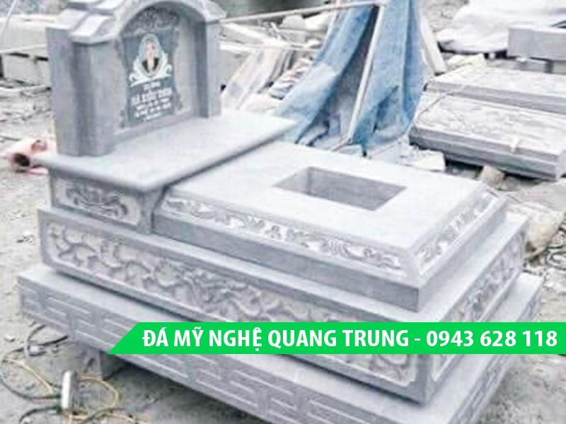 Mo banh da DEP Mau mo da 8 Lăng mộ đá, Mộ đá Ninh Bình