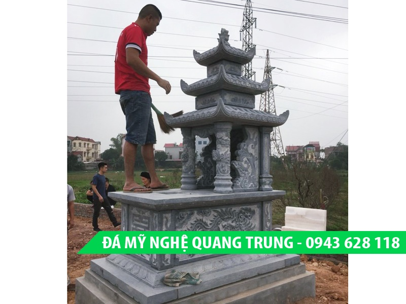 Mo da Ba dao DEP 2 Lăng mộ đá, Mộ đá Ninh Bình