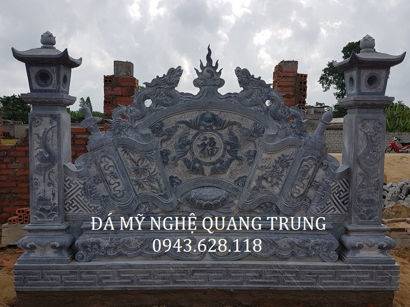 CUỐN THƯ ĐÁ 01 Lăng mộ đá, Mộ đá Ninh Bình