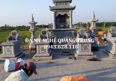 Lăng Mộ Đá Xanh tại xã Nguyên Xá – H. Đông Hưng -Thái Bình