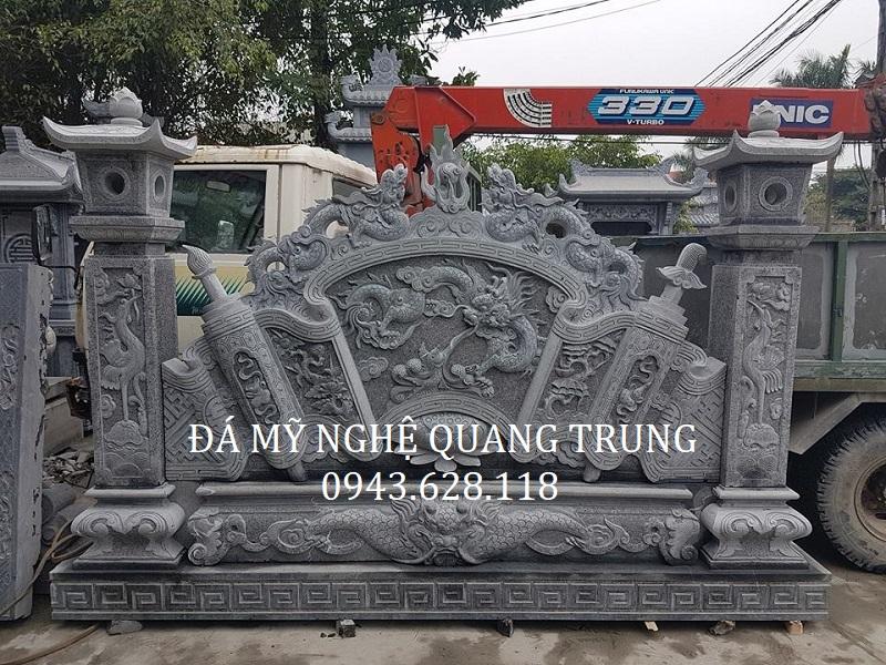 MẪU CUỐN THƯ 02 Lăng mộ đá, Mộ đá Ninh Bình