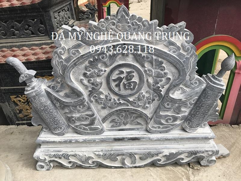 MẪU CUỐN THƯ 04 Lăng mộ đá, Mộ đá Ninh Bình