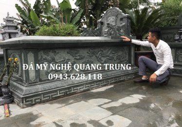 Lăng mộ đá, Mộ đá và các vấn đề tâm linh liên quan khi xây dựng – Nghệ nhân Quang Trung