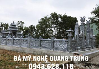 Tổng hợp các Mẫu Lan can đá đẹp của Đá mỹ nghệ Quang Trung