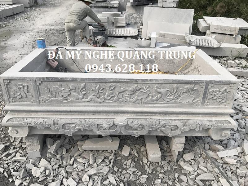 IÊU KHẮC BỂ ĐÁ ĐẸP Lăng mộ đá, Mộ đá Ninh Bình