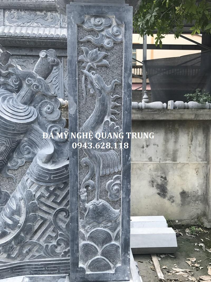 CHI TIẾT CỘT CHUỐN THƯ 367 Lăng mộ đá, Mộ đá Ninh Bình