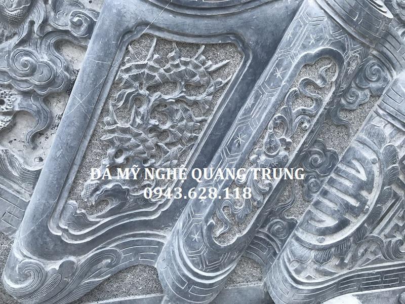 CHI TIẾT HOA VĂN CÁNH CUỐN THƯ 367 Lăng mộ đá, Mộ đá Ninh Bình