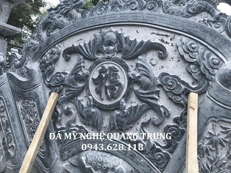 CHI TIẾT MẶT SAU CUỐN THƯ 367 Lăng mộ đá, Mộ đá Ninh Bình