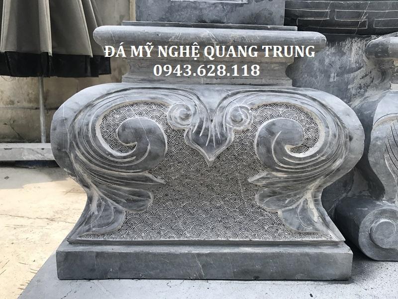 CHI TIẾT TẢNG CỘT CUỐN THƯ 367 Lăng mộ đá, Mộ đá Ninh Bình