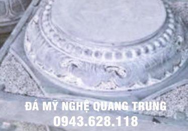 Mẫu Chân cột đá đẹp Quang Trung 10