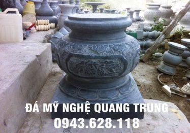Mẫu Chân cột đá đẹp Quang Trung 15