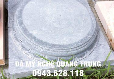 Mẫu Chân cột đá đẹp Quang Trung 22
