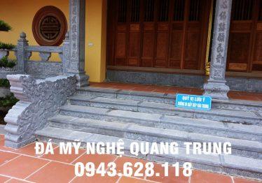 Mẫu Chân cột đá đẹp Quang Trung 23