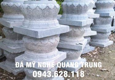 Mẫu Chân cột đá đẹp Quang Trung 26
