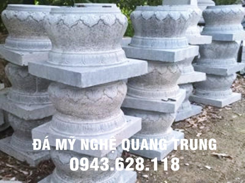 Mẫu Chân cột đá đẹp Quang Trung-26