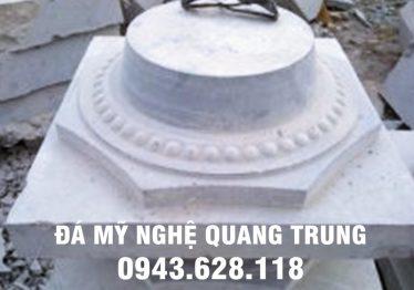 Mẫu Chân cột đá đẹp Quang Trung 27