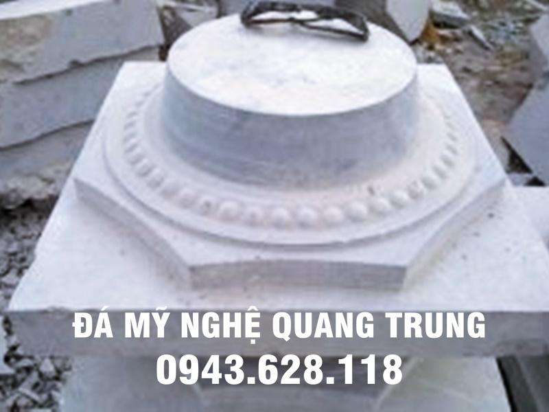 Mẫu Chân cột đá đẹp Quang Trung-27