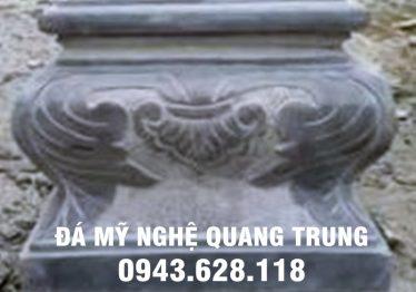 Mẫu Chân cột đá đẹp Quang Trung 28