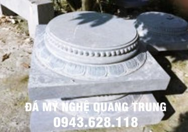 Mẫu Chân cột đá đẹp Quang Trung 29