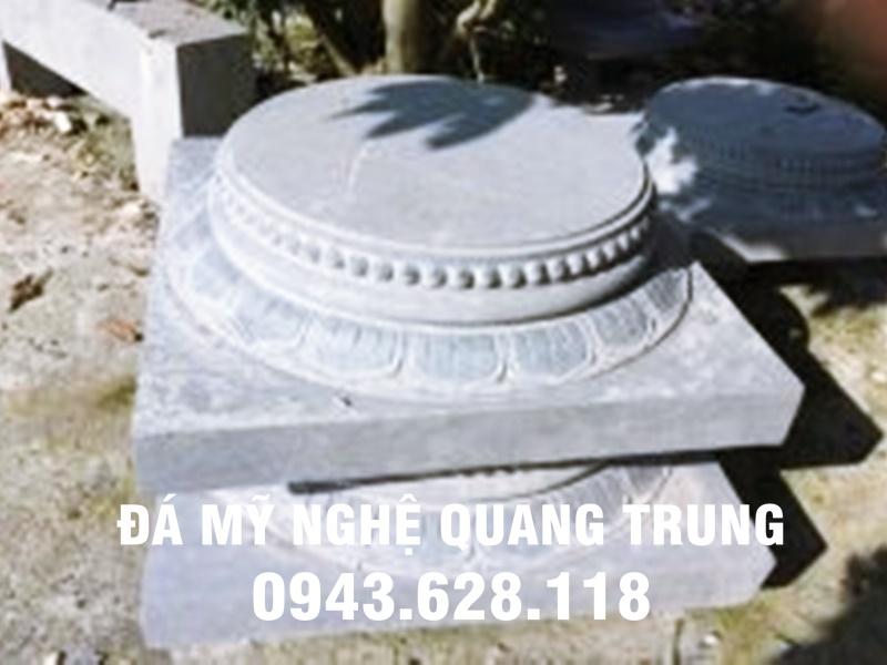 Mẫu Chân cột đá đẹp Quang Trung-29