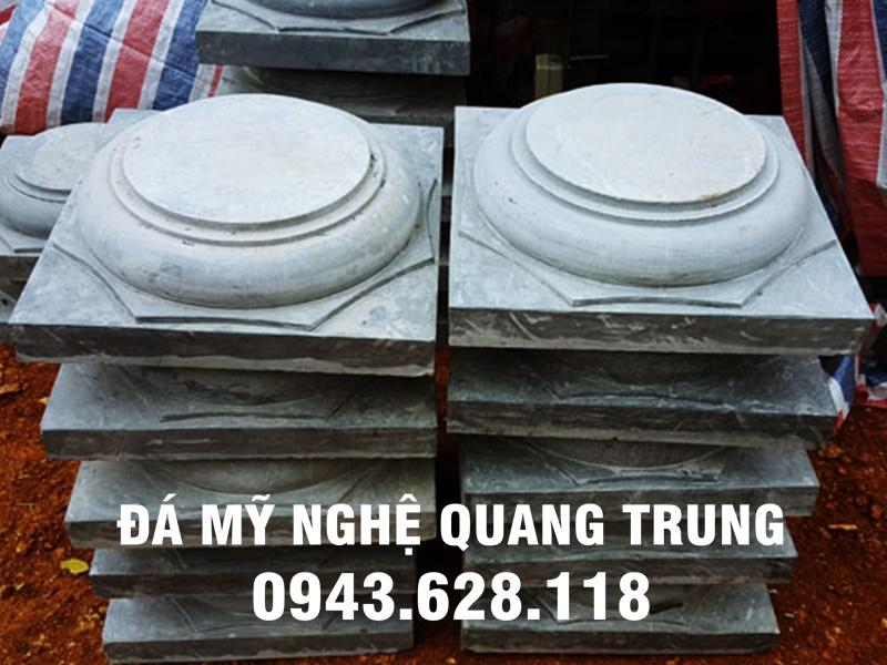 Mẫu Chân cột đá đẹp Quang Trung-31