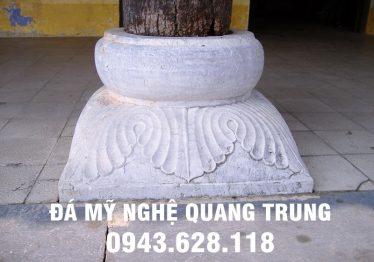Mẫu Chân cột đá đẹp Quang Trung 35