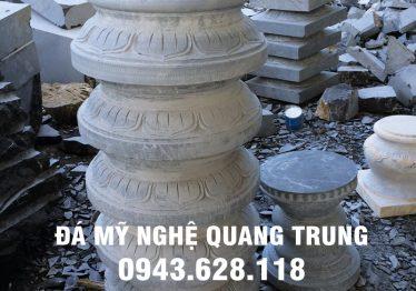 Mẫu Chân cột đá đẹp Quang Trung 41