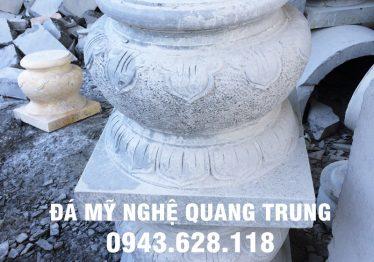 Mẫu Chân cột đá đẹp Quang Trung 42