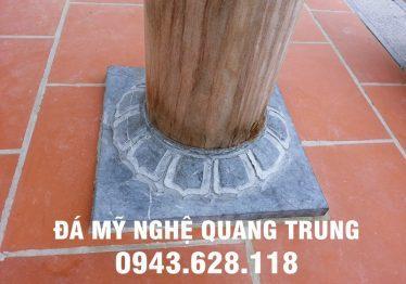 Mẫu Chân cột đá đẹp Quang Trung 45