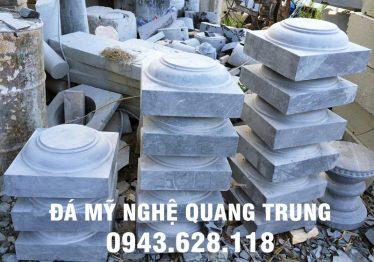 Mẫu Chân cột đá đẹp Quang Trung 46