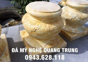 Mẫu Chân cột đá đẹp Quang Trung 49