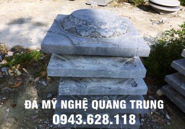 Mẫu Chân cột đá đẹp Quang Trung 57