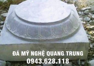 Mẫu Chân cột đá đẹp Quang Trung 61