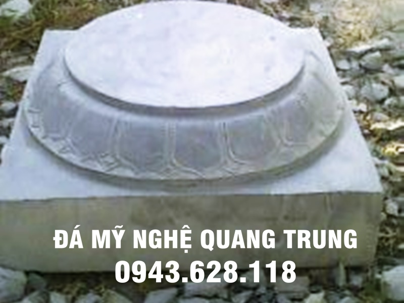Mẫu Chân cột đá đẹp Quang Trung-61