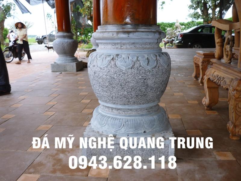 Mẫu Chân cột đá đẹp Quang Trung-62