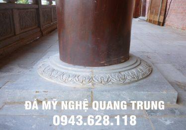 Mẫu Chân cột đá đẹp Quang Trung 65