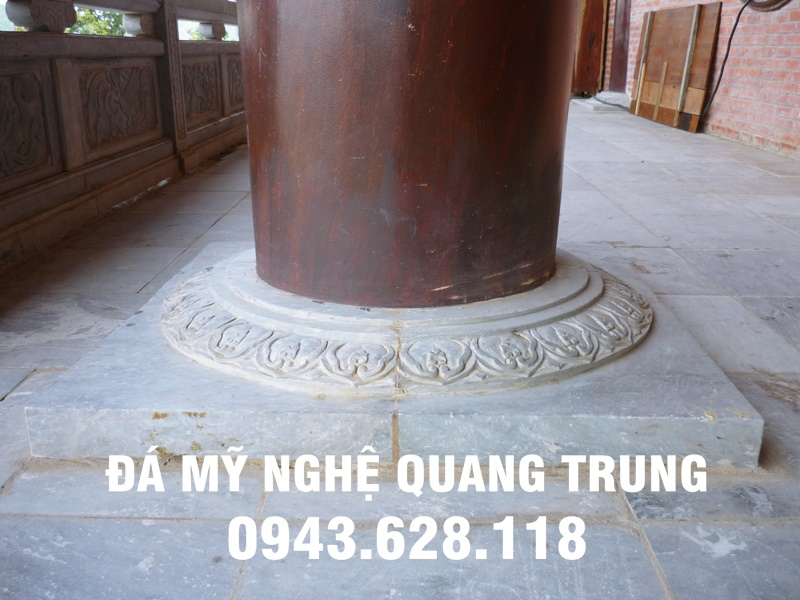 Mẫu Chân cột đá đẹp Quang Trung-65