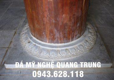 Mẫu Chân cột đá đẹp Quang Trung 66