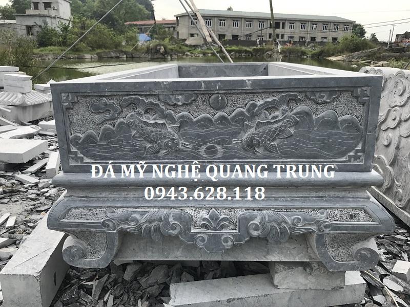 MẶT HÔNG BỂ ĐÁ 117X237 Lăng mộ đá, Mộ đá Ninh Bình