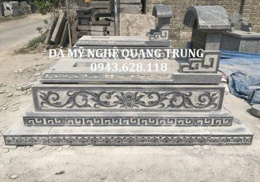 Mẫu Mộ Đá đẹp Đá mỹ nghệ Quang Trung