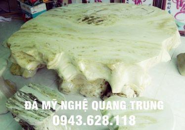 Mẫu bàn ghế đá tự nhiên tại Đà Nẵng