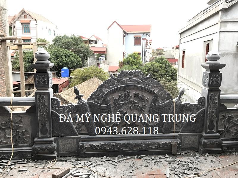 Mau Cuon thu da dep Quang Trung Ninh Van Ninh Binh 1 Lăng mộ đá, Mộ đá Ninh Bình