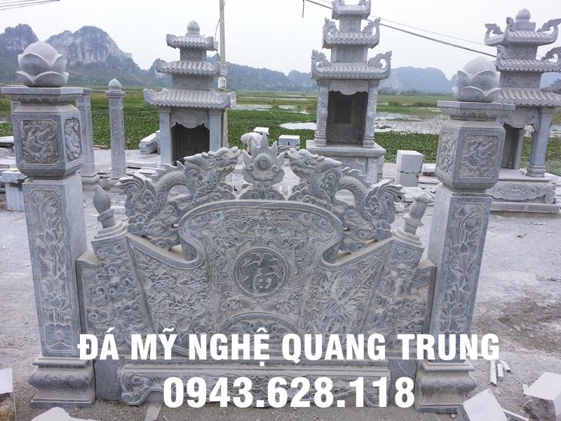 Mau Cuon thu da dep Quang Trung Ninh Van Ninh Binh 3 Lăng mộ đá, Mộ đá Ninh Bình