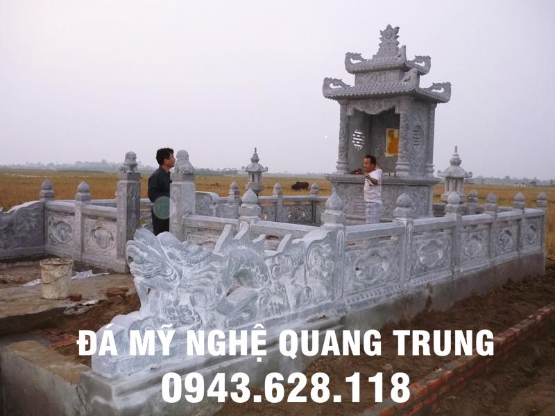 Mau Lan can da DEP Quang Trung 1 Lăng mộ đá, Mộ đá Ninh Bình