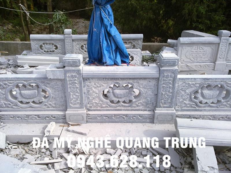 Làm Lan can đá tại Nam Định